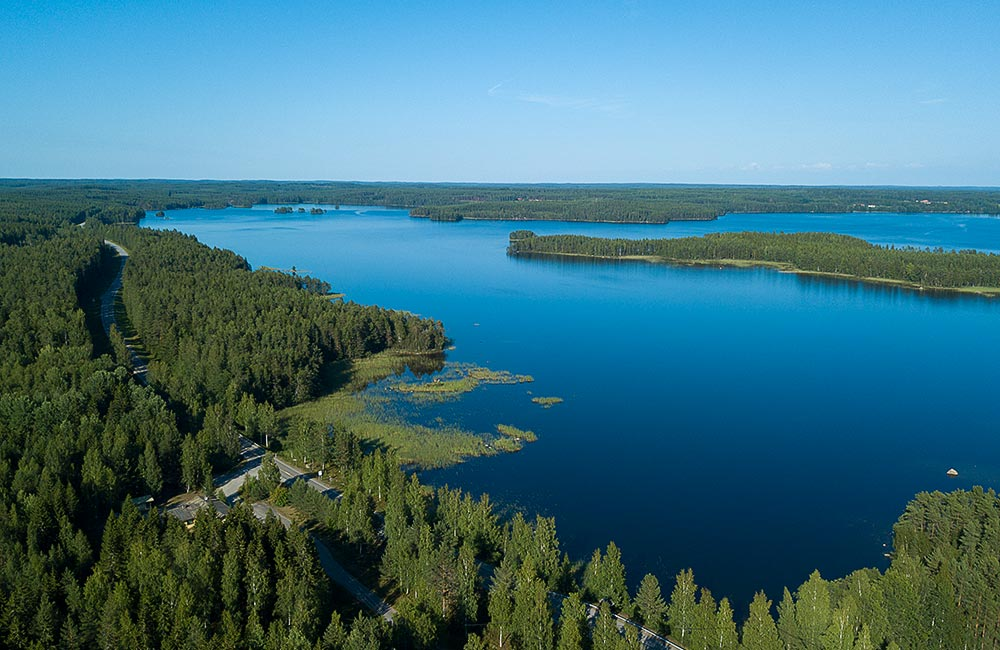 Lake Korpijärvi Mäntyharju