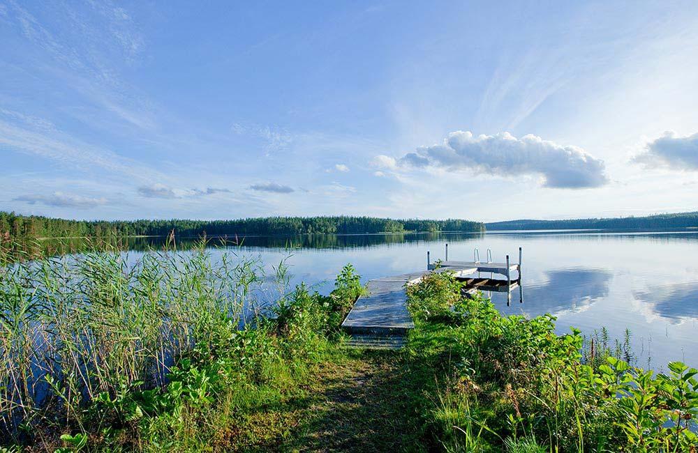Lake Korpijärvi