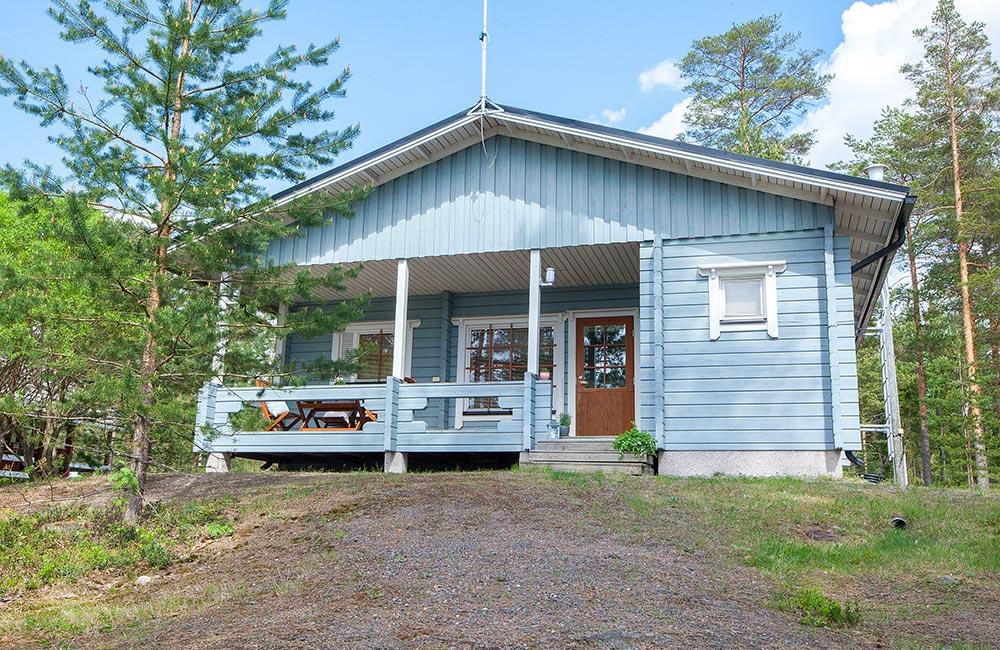 Tommolansalmi cottage Kevätjää