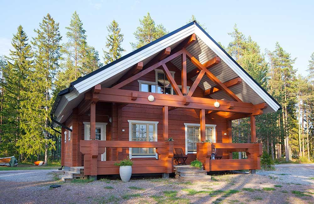 Tommolansalmi cottage Eedeninranta