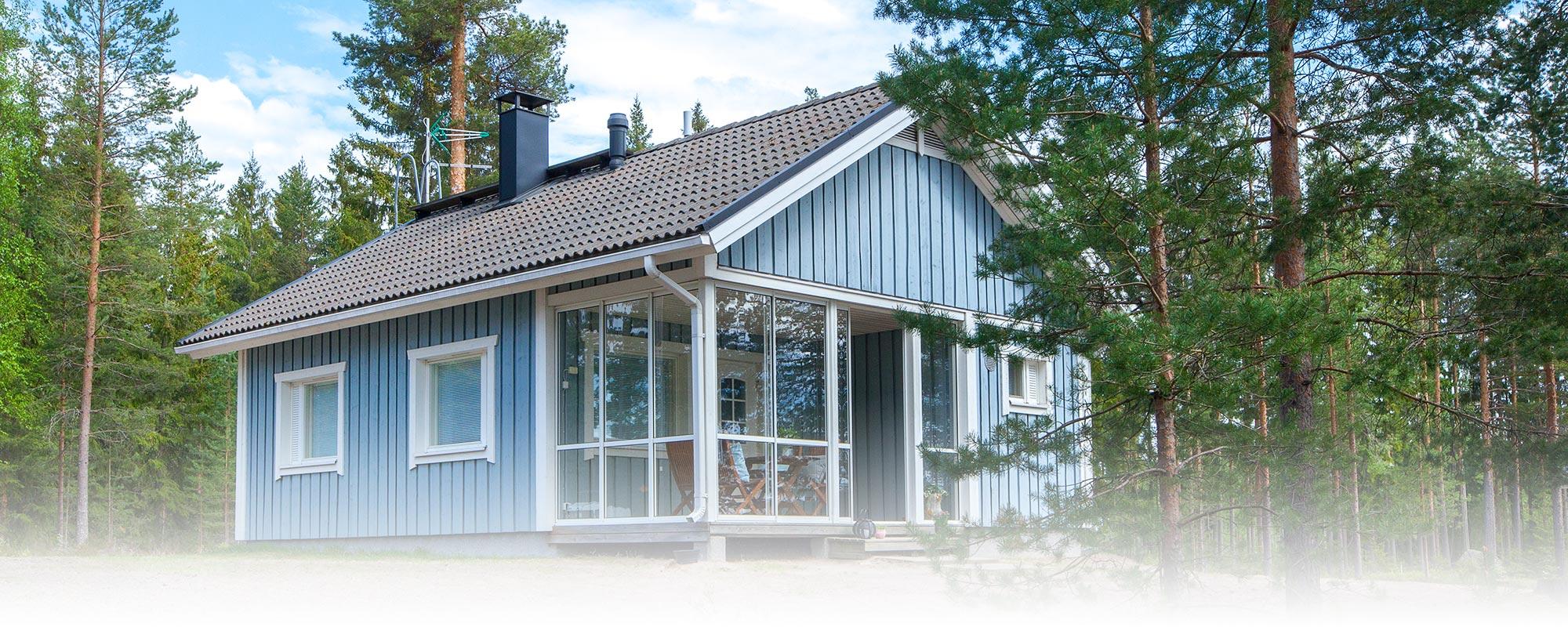 Tommolansalmi cottage Keväthanki