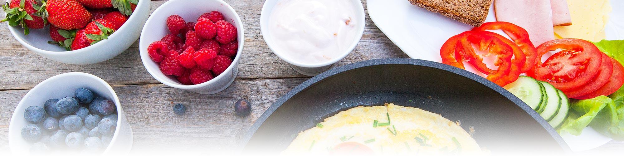 Tommolansalmi ravintola aamupala